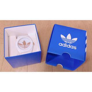 アディダス(adidas)の★りん様専用★ホワイト×ピンクゴールド♡adidas時計(腕時計)