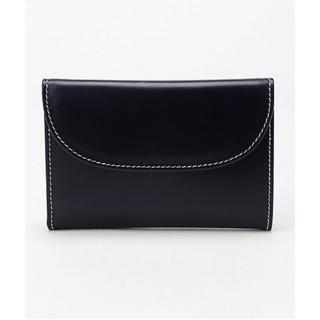 ホワイトハウスコックス(WHITEHOUSE COX)のホワイトハウスコックス ホリデーライン 三つ折り財布(折り財布)