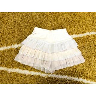 ジルスチュアート(JILLSTUART)のJILLSTUART スカンツ 90センチ(スカート)