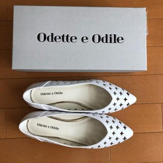 Odette e Odile - 今季 オデットエオディール フラットシューズ