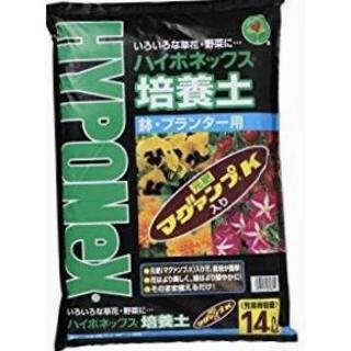 迅速無料配送◆ ハイポネックス 培養土 ◆ 鉢・プランター用 ◆ 14L ★(その他)