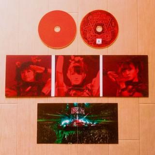 BABYMETAL - BABYMETAL ベビーメタル 限定盤    CD+DVD 2枚組 27曲入り