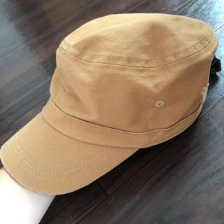 コドモビームス(こども ビームス)のBEAMSmini キャスケット 帽子 ワークキャップ 53cm(帽子)