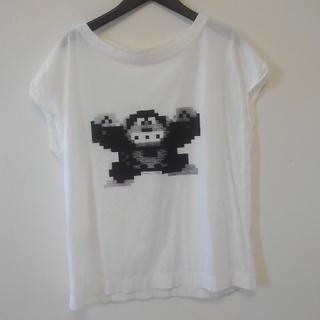 ゴールデングース(GOLDEN GOOSE)のGOLDEN GOOSEドンキーコングカットソーゴールデングース(Tシャツ(半袖/袖なし))