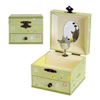 ジブリ - スタジオジブリ オルゴールコレクション となりのトトロ トトロペーパーボックス