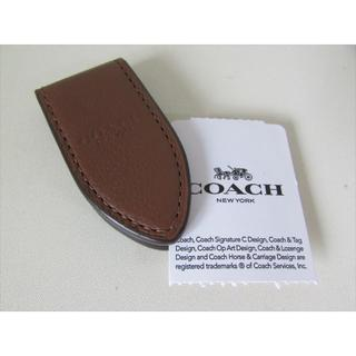 COACH - COACH Leather Money Clip F11456