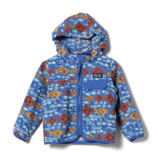 パタゴニア(patagonia)のパタゴニア patagonia ベビー バギーズジャケット 2T 新品(ジャケット/上着)