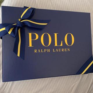 ポロラルフローレン(POLO RALPH LAUREN)のPOLO ラルフローレン 箱 プレゼント(ラッピング/包装)