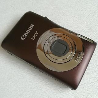 キヤノン(Canon)の★中古美品★ CANON IXY200F(BW) キャノン デジタルカメラ(コンパクトデジタルカメラ)