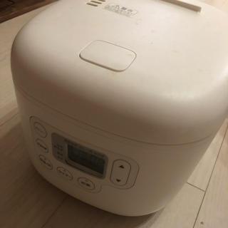 ムジルシリョウヒン(MUJI (無印良品))の無印 ♡ 炊飯器(炊飯器)