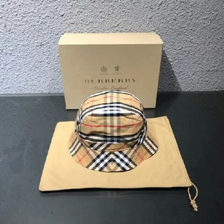バーバリー(BURBERRY)の美品 BURBERRY バーバリー ハット  帽子 (ハット)