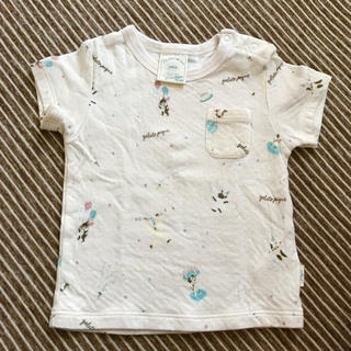 ジェラートピケ(gelato pique)のジェラートピケ ベビー Tシャツ 70-80(Tシャツ)