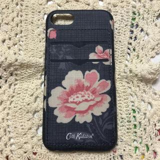 キャスキッドソン(Cath Kidston)のキャスキッドソン iPhoneカバー(iPhoneケース)