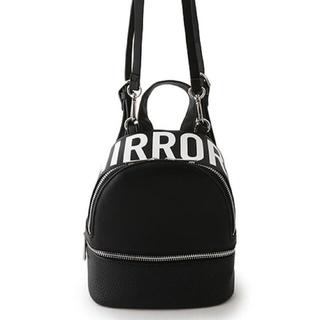 ジェイダ(GYDA)のMIRROR9 即完売 大人気 バックパック(リュック/バックパック)