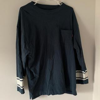 エムコーエン(M.Cohen)のメンズシャツ(Tシャツ(長袖/七分))