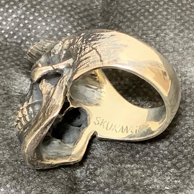 スカレンジャー サイクロプス カスタム! kenzo529様 専用 メンズのアクセサリー(リング(指輪))の商品写真