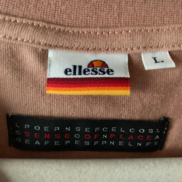 ellesse(エレッセ)のTシャツ メンズのトップス(Tシャツ/カットソー(半袖/袖なし))の商品写真