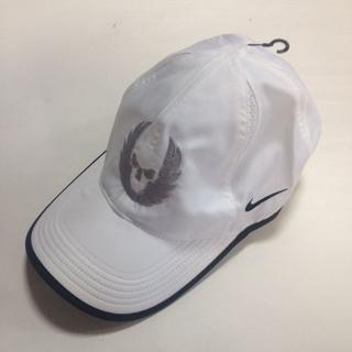 ナイキ(NIKE)の【NIKE】オレゴンプロジェクトFeather Light Hat(White)(ウェア)