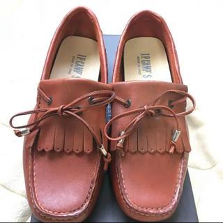 ビームス(BEAMS)のビームズ 革靴 新品未使用品(ドレス/ビジネス)
