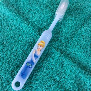 ディズニー(Disney)のシンデレラ 歯ブラシ(歯ブラシ/デンタルフロス)