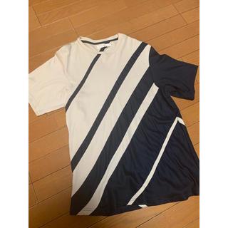 ラッドミュージシャン(LAD MUSICIAN)のLui's別注 ETHOSENS切り替えカットソー(Tシャツ/カットソー(半袖/袖なし))
