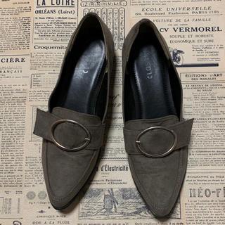 シマムラ(しまむら)のしまむら バックル ローファー(ローファー/革靴)