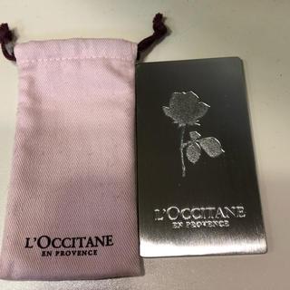 L'OCCITANE - ロクシタン ノベルティ 手鏡
