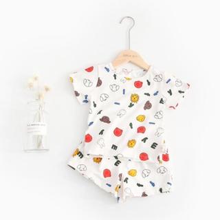 ザラキッズ(ZARA KIDS)の韓国子供服 ミッフィー パジャマ(パジャマ)