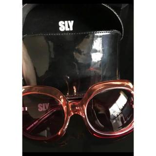 スライ(SLY)のSLY  サングラス(サングラス/メガネ)