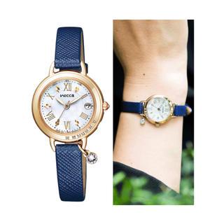 c357600ce4 シチズン(CITIZEN)のシチズン ウィッカ ソーラー 電波 腕時計 ハッピーダイアリー ブレスライン(腕時計