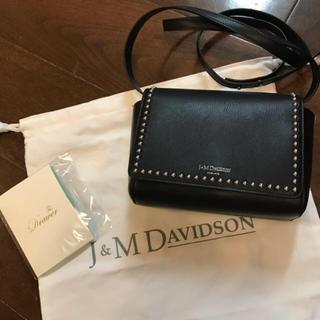 ドゥロワー(Drawer)の2019SS drawer別注  J&M DAVIDSON ショルダーバッグ(ショルダーバッグ)