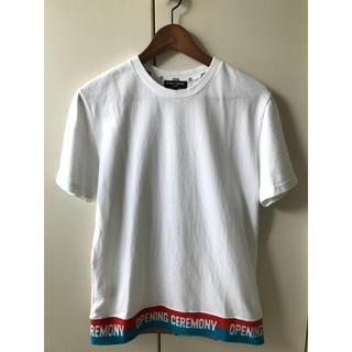 オープニングセレモニー(OPENING CEREMONY)のOPENING CEREMONY Tシャツ Sサイズ(Tシャツ/カットソー(半袖/袖なし))