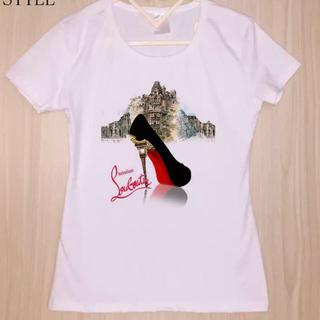 クリスチャンルブタン(Christian Louboutin)のMルブタン可愛いTシャツ(Tシャツ(半袖/袖なし))