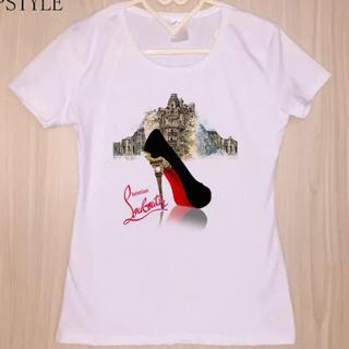 クリスチャンルブタン(Christian Louboutin)のLルブタン可愛いTシャツ(Tシャツ(半袖/袖なし))