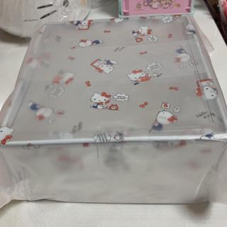 サンリオ(サンリオ)のクリアボックス(ケース/ボックス)