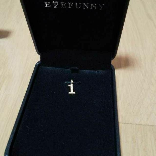 EYEFUNNY(アイファニー)のEYEFUNNYネックレス メンズのアクセサリー(ネックレス)の商品写真