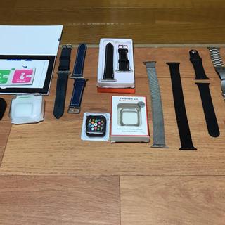 アップルウォッチ(Apple Watch)のapple watch series4 nike+ 40mm(腕時計(デジタル))