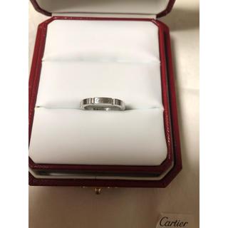カルティエ(Cartier)のカルティエ  マイヨンリング   お値下げしました(リング(指輪))
