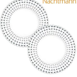 ナハトマン(Nachtmann)の新品未使用品ナハトマンボサノバ23cプレート2枚(食器)