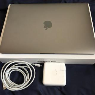 アップル(Apple)のMacBook PRO 2018年式 Touch Bar搭載(ノートPC)