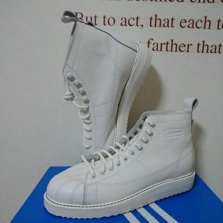 アディダス(adidas)のadidas originals superstarboots サイズ23.0(スニーカー)