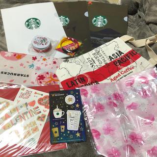 スターバックスコーヒー(Starbucks Coffee)のStarbucks  オリジナルグッズ  大集合!!  新品未使用(ノベルティグッズ)