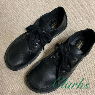 クラークス(Clarks)のClarks ファニードリーム ブラック(ローファー/革靴)