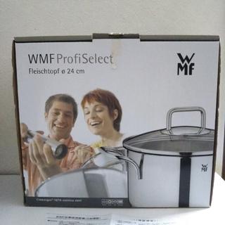 ヴェーエムエフ(WMF)のWMF Profiselect Fleischtos∅24cm両手鍋(鍋/フライパン)