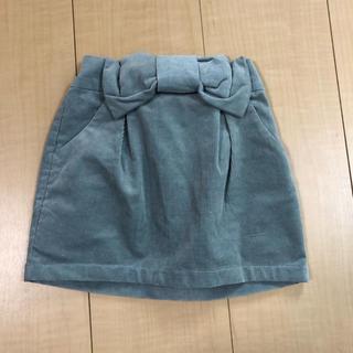 プティマイン(petit main)のb.room コーデュロイ スカート (スカート)