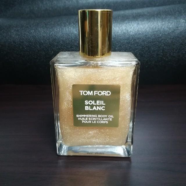 TOM FORD(トムフォード)の【ほぼ新品】トムフォード ソレイユブラン シマリング ボディオイル コスメ/美容のボディケア(ボディオイル)の商品写真