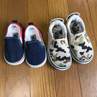 ヴァンズ(VANS)の子供靴 VANS(スニーカー)