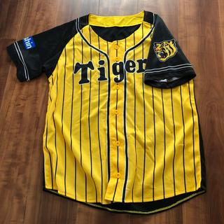 ハンシンタイガース(阪神タイガース)の阪神タイガース応援Tシャツ‼️(応援グッズ)