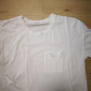 ローリーズファーム(LOWRYS FARM)の七歩袖フリンジ Tシャツ(Tシャツ(長袖/七分))
