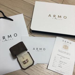 【大幅値下げ】ARMO ECREVE エクレブ リング ピンクゴールド(リング(指輪))